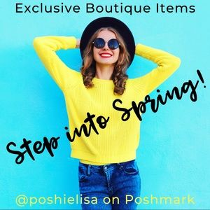Other - 🌺 Spring Boutique ⬇️➡️